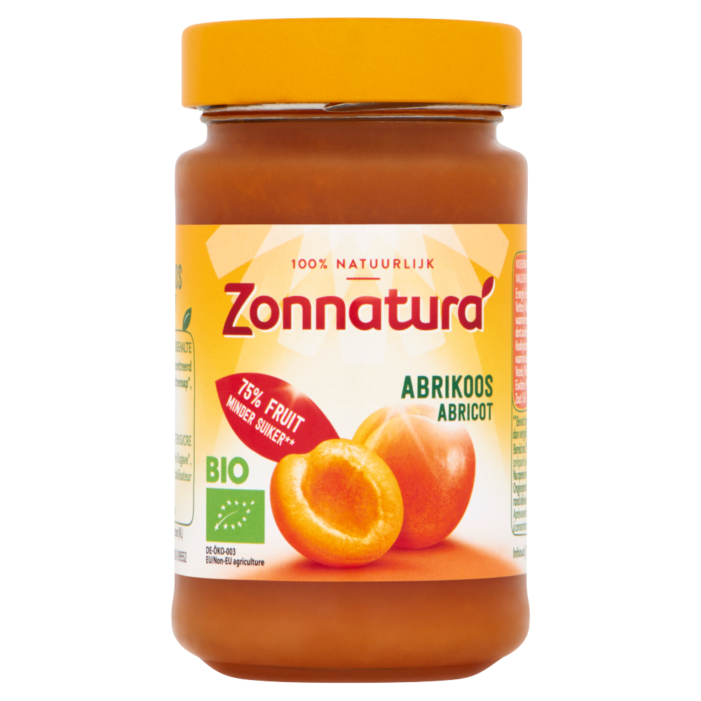 Fruitspread 75% Abrikozen